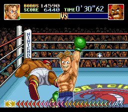 Super Punch-Out!! - Battle  - my quickest score yet  - User Screenshot